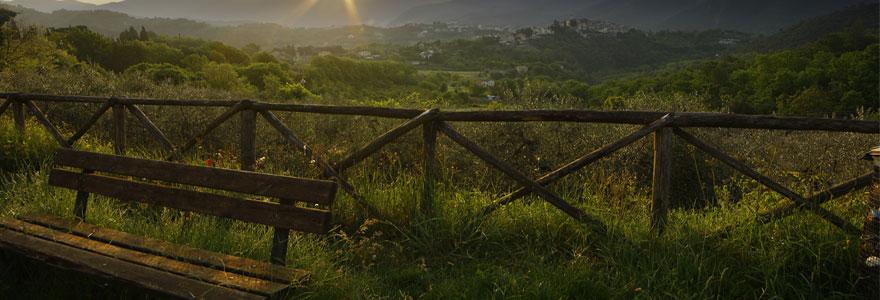 sa clôture agricole